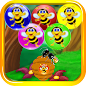 Bees Bubble Shooter