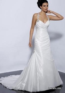 A perfect summer wedding dress