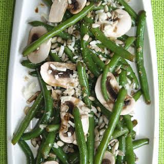 Green Bean Salad.