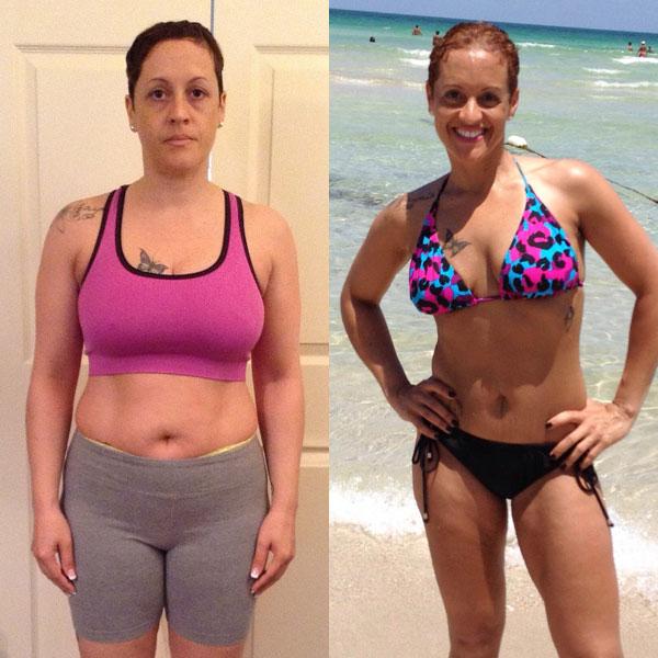 Tracy's progress