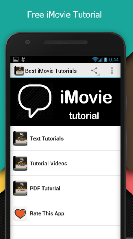 Best iMovie Tutorial - Android Apps on Google Play