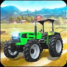 Drive Tractor Trolley Simulator : Farming Tractor icon