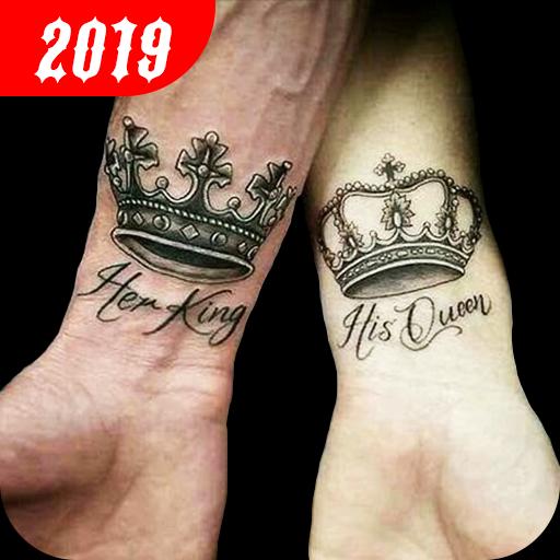 Tatuagem Para Colocar Fotos - Tatuagem de letras