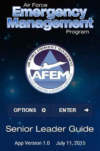 AFEM Senior Leader Guide