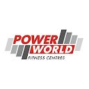 Power World Gym, Sector 11, Gurgaon logo