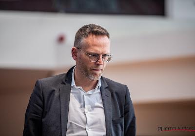 """Geen play-offs? Pro League-voorzitter Croonen vreest: """"Dan heb ik er schrik voor, dan gaan er clubs omvallen"""""""