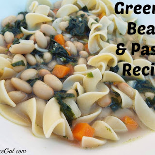Beans, Greens & Pasta