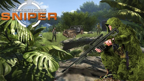 Traning Battle Shooting Sniper - náhled