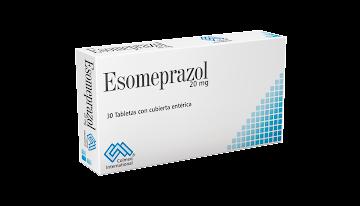 Esomeprazol 20Mg Caja X 30