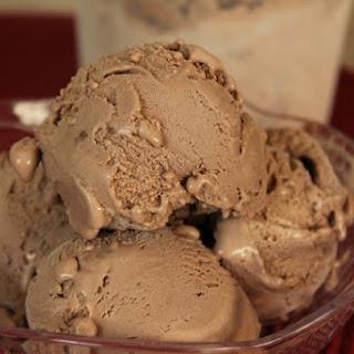 Homemade Milk Chocolate Ice Cream Recipe