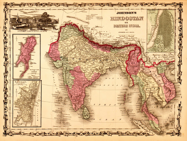 The doctrine of states' rights in India