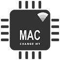 Change My MAC - Spoof Wifi MAC icon