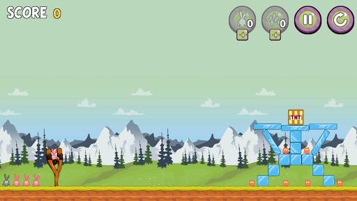 Angry Bunnies apktreat screenshots 2