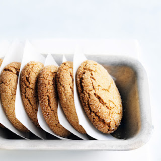 Coconut And Golden Syrup Cookies.
