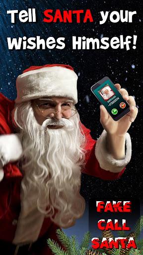 假冒电话圣诞老人
