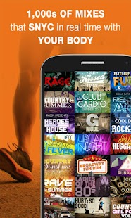RockMyRun - Best Workout Music- screenshot thumbnail