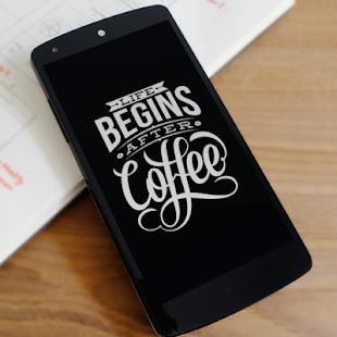 Typografický design - náhled