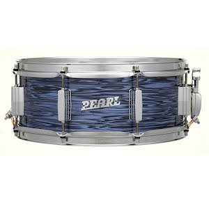 "14"" x5,5"" Pearl President DeLuxe LTD 75th Anniversary Snare - Ocean Ripple"