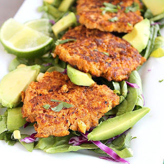 Spicy Tuna Cakes.