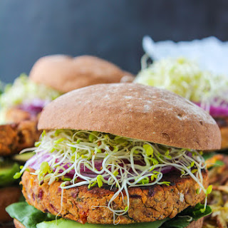 Vegetarian Burger Crumbles Recipes