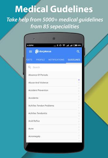 Docplexus- Network for Doctors screenshot 3