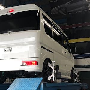 エブリイワゴン DA17W PZターボスペシャル 4WDのカスタム事例画像 845さんの2018年10月15日14:54の投稿