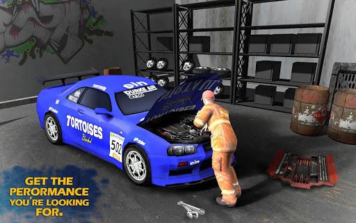 Sports Car Mechanic Workshop 3D 1.5 12
