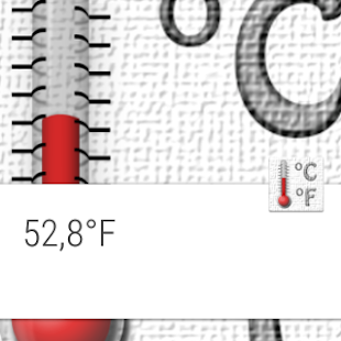 Thermometer (+StatusBar +Wear)- screenshot thumbnail