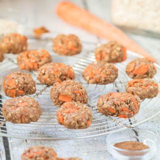 Healthy Carrot Cake Cookies Recipe