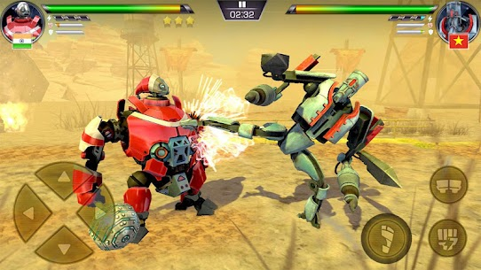 Clash Of Robots 6
