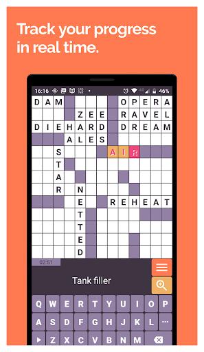Crossword Puzzles 1.0 Mod screenshots 3