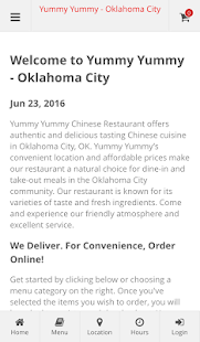 Yummy Yummy - Oklahoma City- screenshot thumbnail