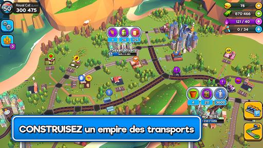 Transit King Tycoon  captures d'écran 1