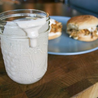 Creamy Tex-Mex Sauce. Recipe
