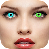 Eye Color Changer Booth APK for Ubuntu
