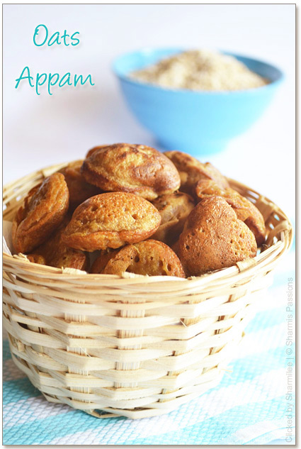 Oats Appam Recipe