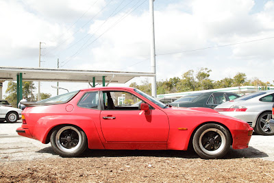 924Board.org :: View topic - #15: 1980 Porsche 924 Turbo Carrera GT