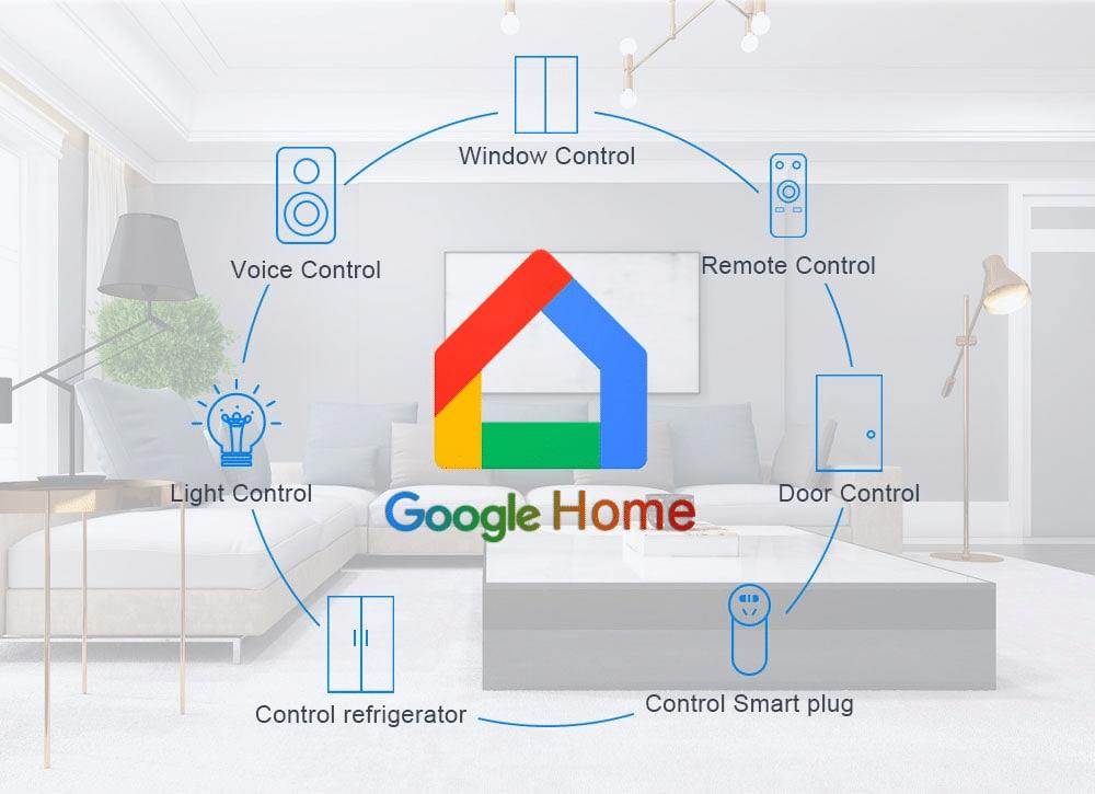 Google Home Mecool Km3