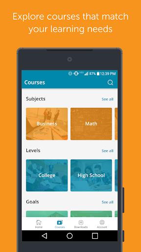 Study.com - Online Courses Apk 2