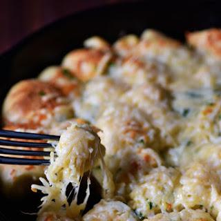 Parmesan Garlic Bread.