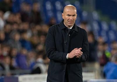Zinedine Zidane défend le coach du Barça après l'élimination à Liverpool