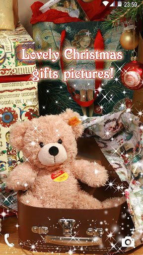Christmas Gifts ud83cudf81 Live Wallpapers New Year 2.4 screenshots 2