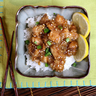 Crock Pot Lemon Chicken With Rice Recipes