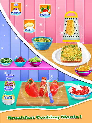 BreakFast Food Maker - Kitchen Cooking Mania Game 1.0.2 gameplay | by HackJr.Pw 4