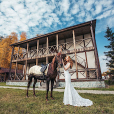 Wedding photographer Nikolay Rozhdestvenskiy (Rozhdestvenskiy). Photo of 17.11.2016