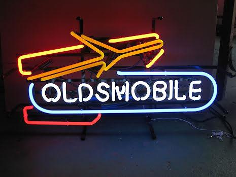 Oldsmobile Emblem
