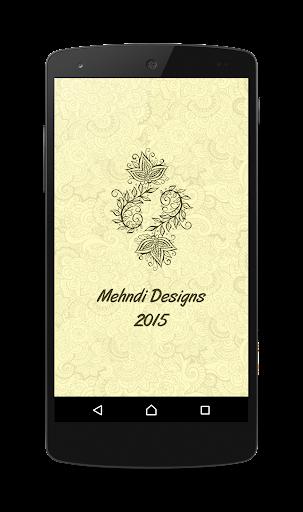 New Eid Mehndi Designs 2015