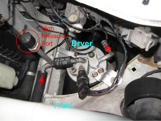 ac low pressure switch location 2006 bmw  ac  free engine