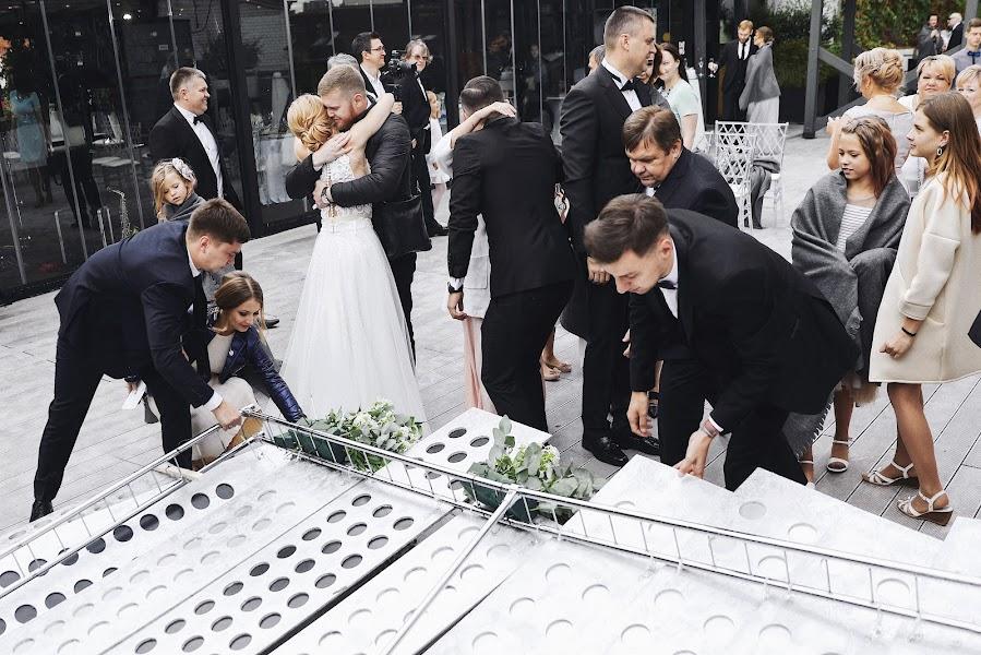 Wedding photographer Slava Semenov (ctapocta). Photo of 01.08.2019