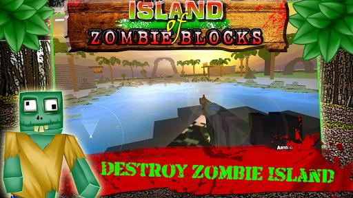 Island of Zombie Blocks